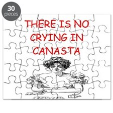 canasta player gifts Puzzle