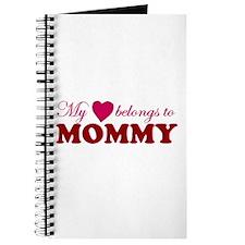 Heart Belongs to Mommy Journal