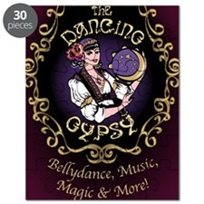CafePress poster Puzzle