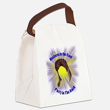 epic mullet Canvas Lunch Bag