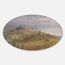 Tuscany, Storm Clearing Decal