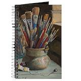 Painting Journals & Spiral Notebooks