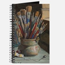 Paint Brushes 3 Journal