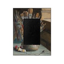 Paint Brushes 3 Picture Frame