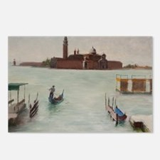 Venice - Isola di San Gio Postcards (Package of 8)