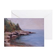 Toftee Shore Greeting Card