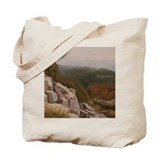 View from Carlton Peak Tote Bag