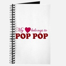 Heart Belongs to Pop pop Journal