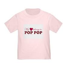 Heart Belongs to Pop pop T