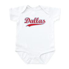 Retro Dallas Infant Bodysuit