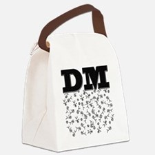 dm Canvas Lunch Bag