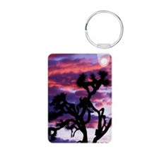 California. Joshua tree at Keychains