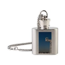 Now permanently moored in Long Beac Flask Necklace