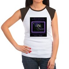 Forever Twilight Women's Cap Sleeve T-Shirt