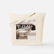 DEATHREDOEDIT-1 Tote Bag