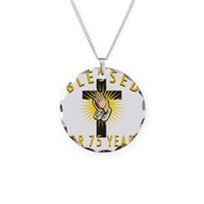 Blessed75 Necklace
