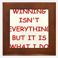 WINner Framed Tile