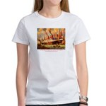 SS United States in New York Women's T-Shirt
