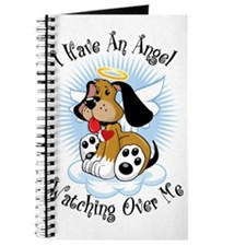 Angel-Watching-Over-Me-Dog Journal