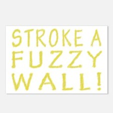 STROKE YELLOW Postcards (Package of 8)