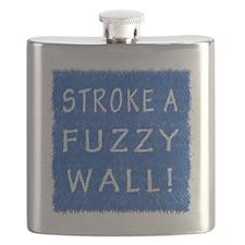 Fuzzy Wall BLW Flask