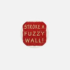 Fuzzy Wall RY Mini Button
