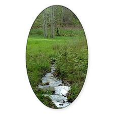 green_creek_mini Decal