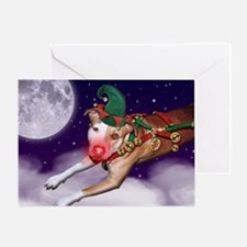 Boodolph CP Mouse Pad 2 Greeting Card