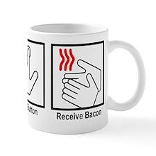 bacon Small Mugs