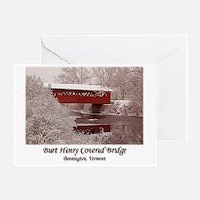 Burt Henry Calendar Greeting Card