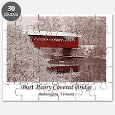 Burt Henry Calendar Puzzle