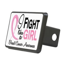 - Breast Cancer Fight Like Hitch Cover
