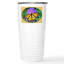 Monarch Butterfly, Calendar Pag Travel Mug