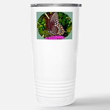 Eastern Black Swallowtail Butte Travel Mug