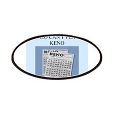 funny games player joke keno Patches