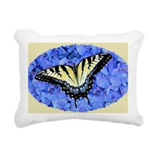Eastern Yellow Tiger Swa Rectangular Canvas Pillow