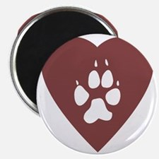 heart_pawprint Magnet