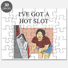 funny game player joke slots slot machine Puzzle