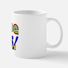 science rules Small Small Mug