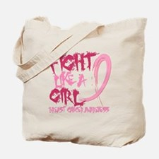 - Breast Cancer Fight Like a Girl Tote Bag