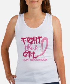 - Breast Cancer Fight Like a Girl Women's Tank Top