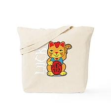 luckycat2 Tote Bag