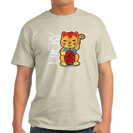 luckycat2 Light T-Shirt