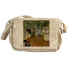 Lab Rats3 copy Messenger Bag
