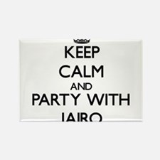Keep Calm and Party with Jairo Magnets