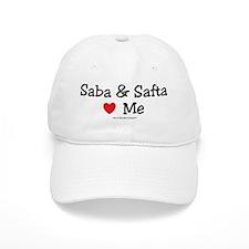 saba-safta-heart-me Baseball Cap