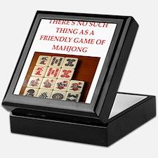 MAHJONG.png Keepsake Box