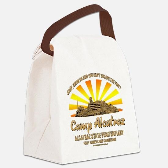 CAMP_ALCATRAZ Canvas Lunch Bag