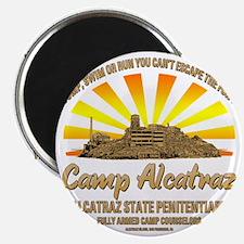 CAMP_ALCATRAZ Magnet