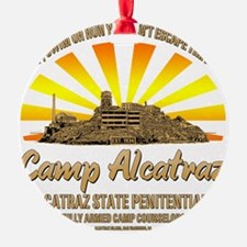CAMP_ALCATRAZ Ornament